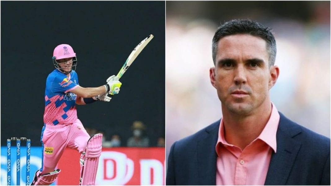 Chris Morris and Kevin Pietersen