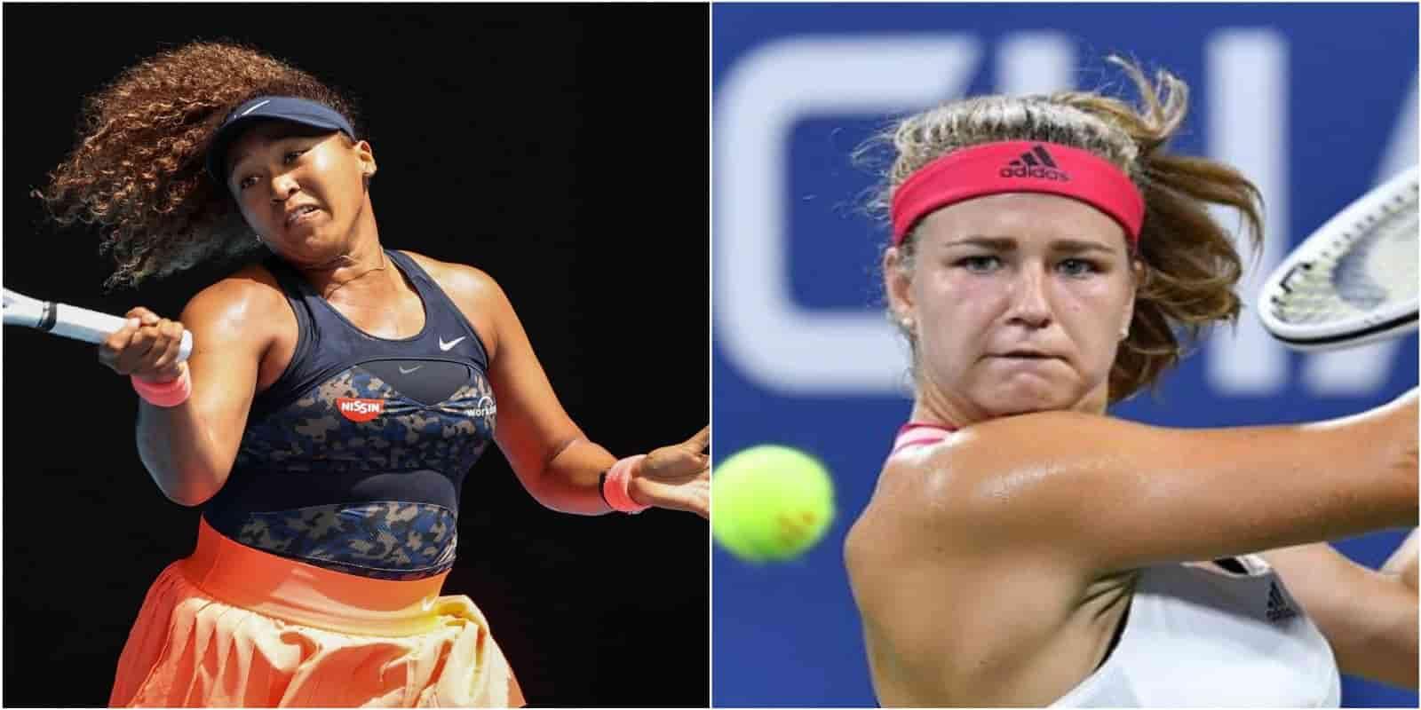 WTA Madrid Open 2021: Naomi Osaka vs Karolina Muchova Preview, Head to Head  and Prediction » FirstSportz
