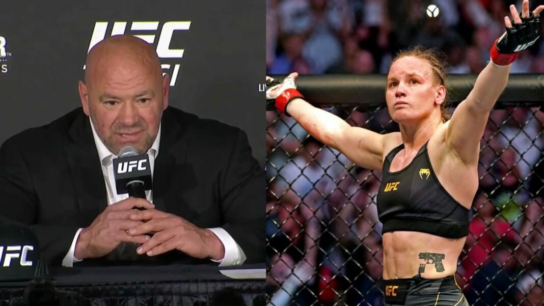 Dana White UFC 261