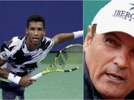 Felix Auger Aliassime, Toni Nadal