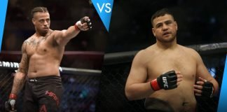 Greg Hardy vs. Tai Tuivasa