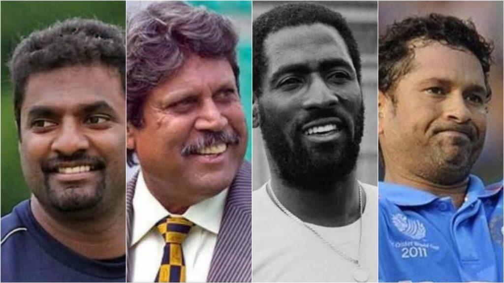 Wisden Cricketers