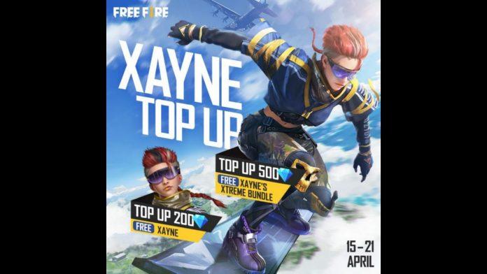 New character Xayne