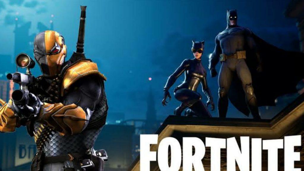 Batman/Fortnite Zero Point Issue 4 Cover leaks
