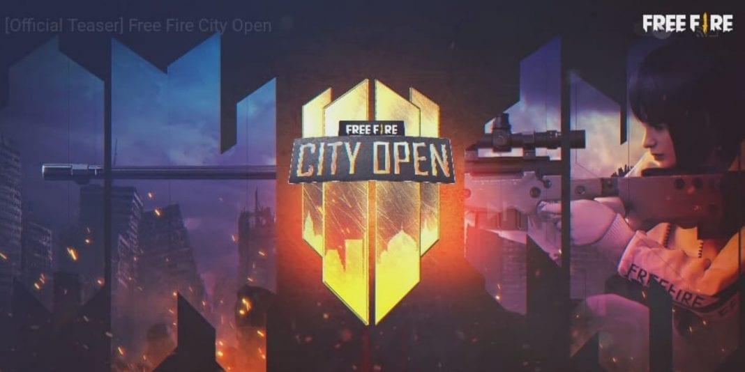 Free Fire City Open
