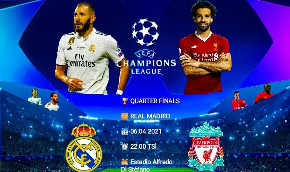 Liverpool FC vs Real Madrid CF