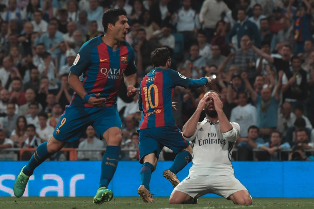 Lionel Messi vs Real Madrid