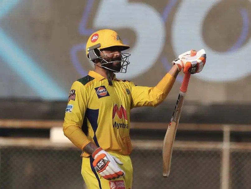 Jadeja for CSK in IPL 2021