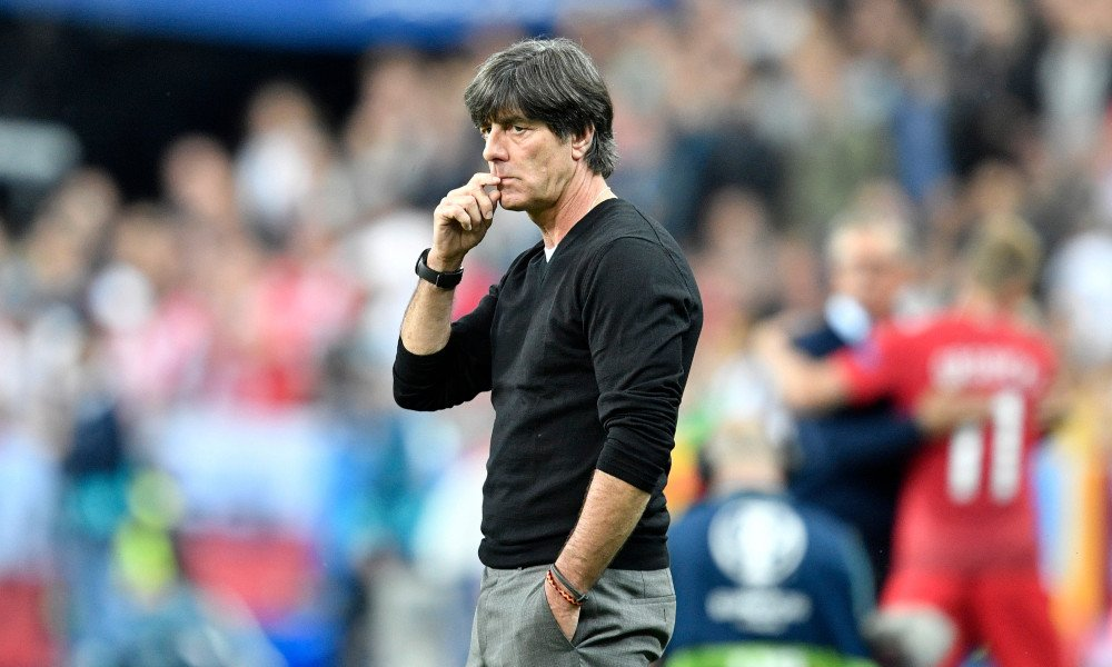 Joachim Loew will leave the German National coach job after the Euro 2020 - FirstSportz