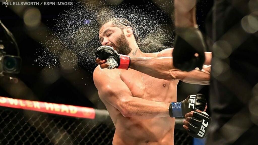 Jorge Masvidal knockout
