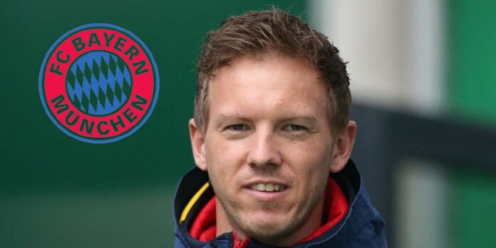 Julian Nagelsmann is all set to become the new Bayern Munich manager
