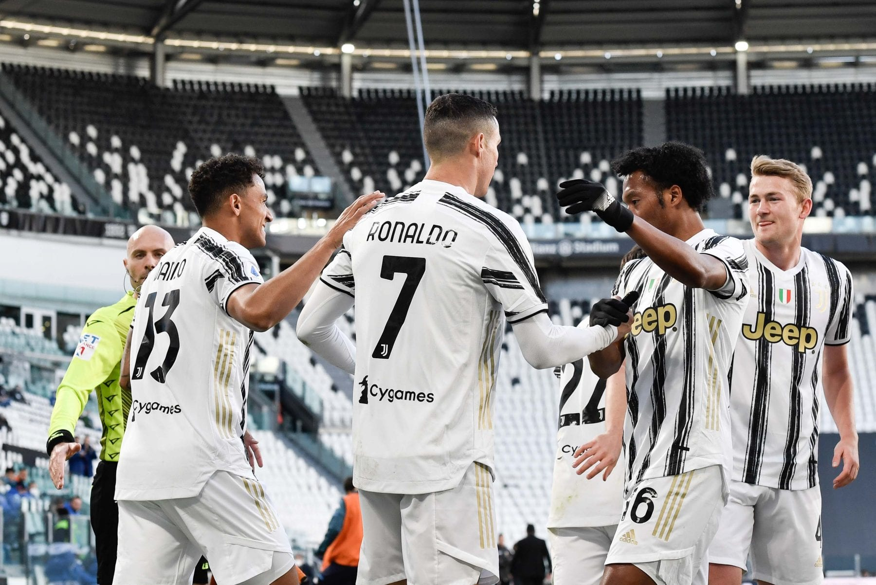 Paulo Dybala's comeback goal helps Juventus down Napoli 2-1 in Serie A »  FirstSportz