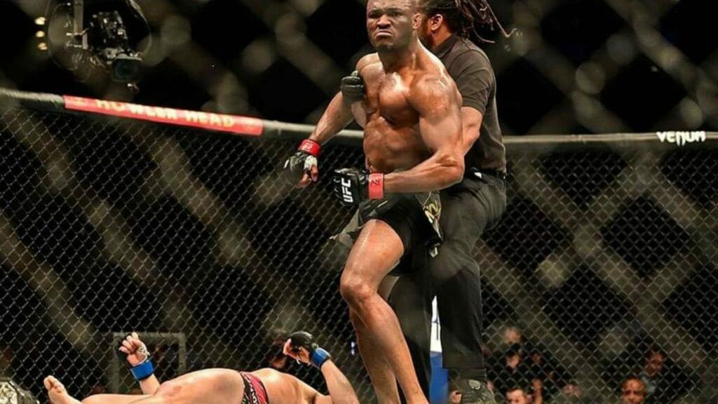 Kamaru Usman knockout Jorge Masvidal