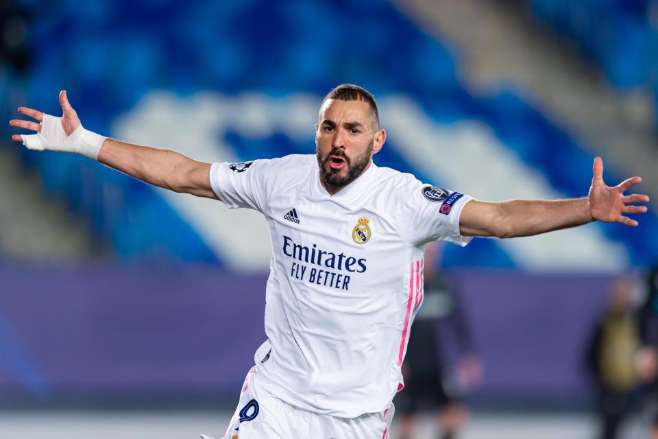 Karim Benzema 3 - FirstSportz
