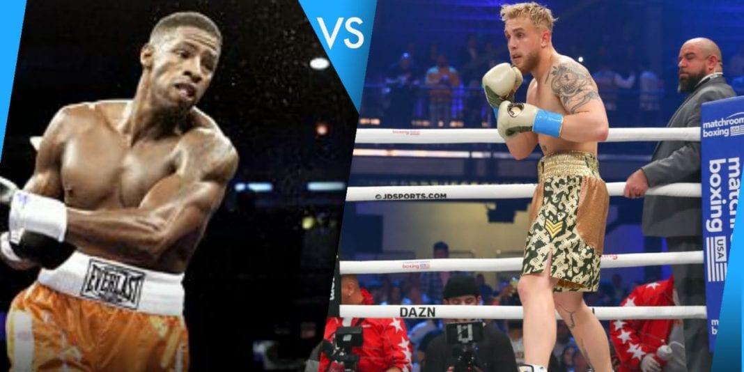 Kendall Gill vs. Jake Paul