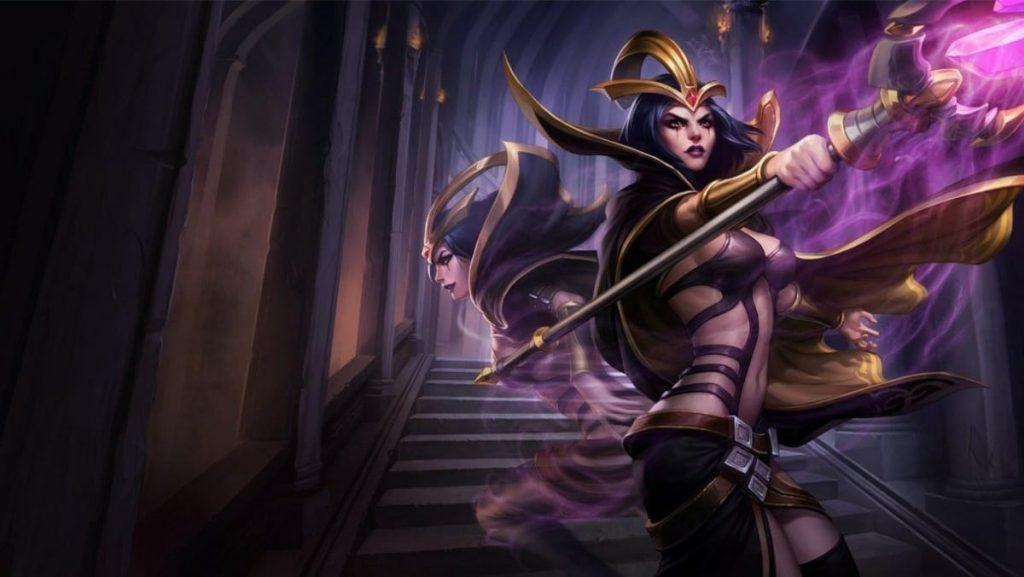 League of Legends patch 11.8