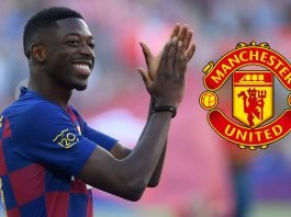 Manchester United and Ousmane Dembele