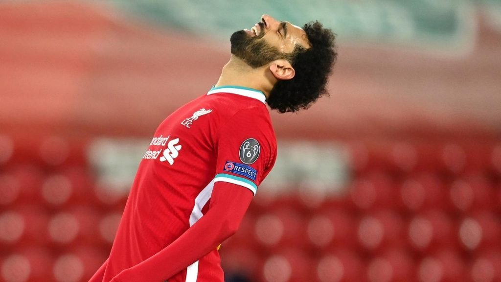 Mohammed Salah missed some great chances to score against Real Madrid - FirstSportz
