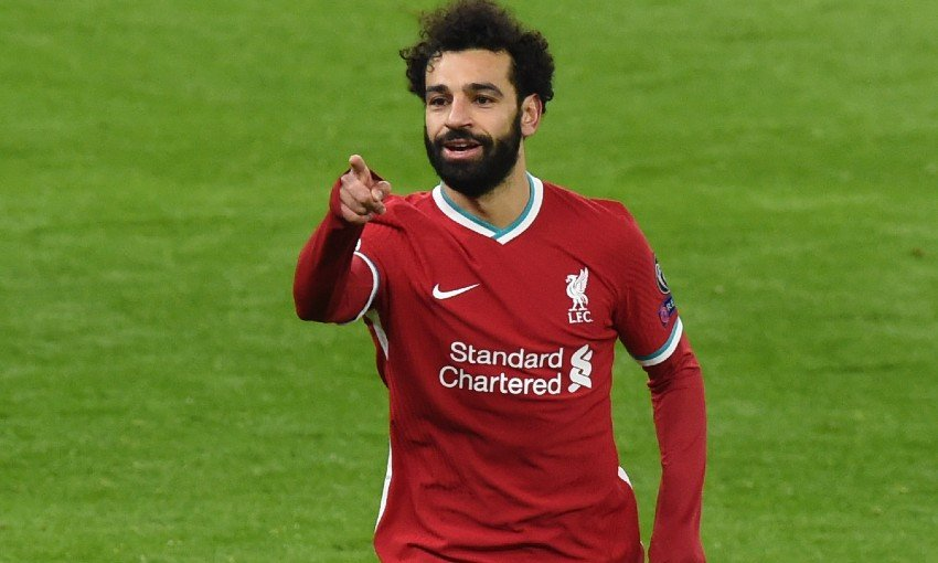 Mohammed Salah - FirstSportz