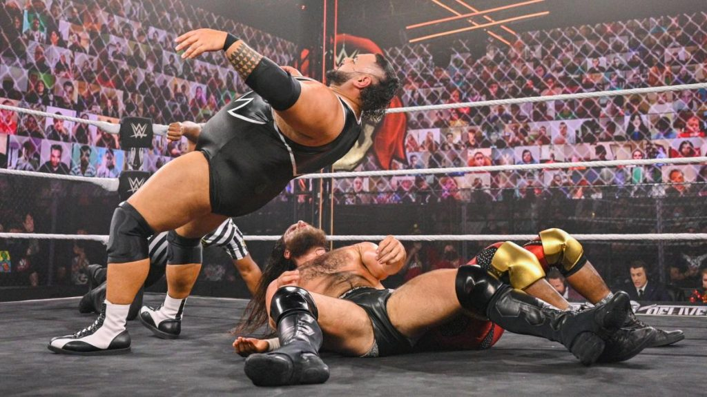 WWE NXT TakeOver: Stand & Deliver results – Night One – 07/04/2021 (New Champions crowned) » FirstSportz