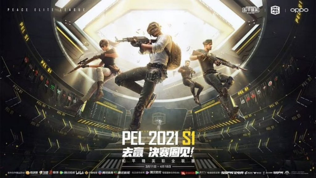 PUBG Mobile PEL 2021 Season 1 Week 5