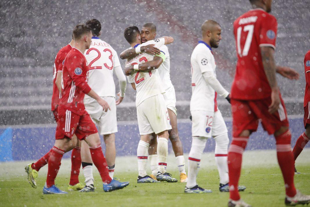 Paris Saint Germain vs Bayern Munich