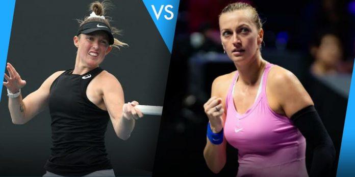 Petra Kvitova vs Storm Sanders