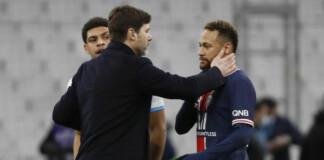 Pochettino and Neymar