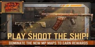 Shoot the Ship Event