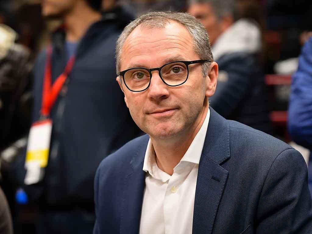 Stefano Domenicali PA - FirstSportz