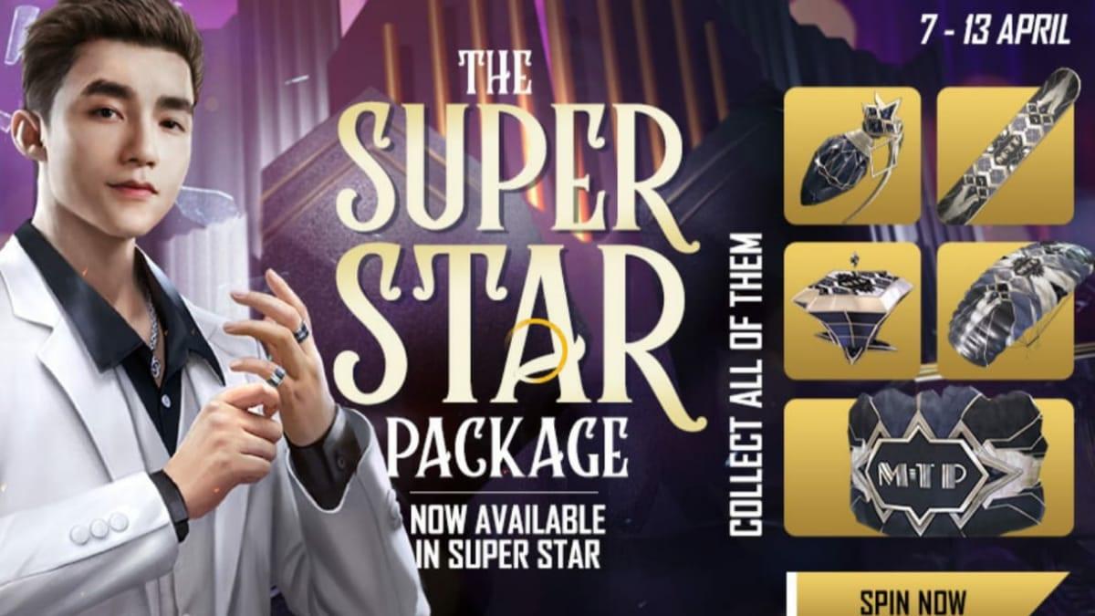 Super Star Event