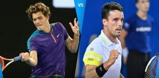 Taylor Fritz vs Roberto Bautista Agut