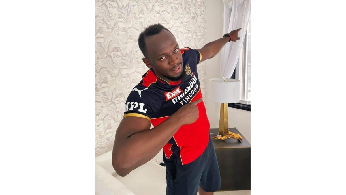 Usain Bolt RCB
