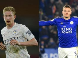 Jamie Vardy will be a key figure for Leicester City