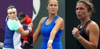 Ons Jabeur Shelby Rogers Sara Errani
