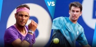 Rafael Nadal vs Cameron Norrie