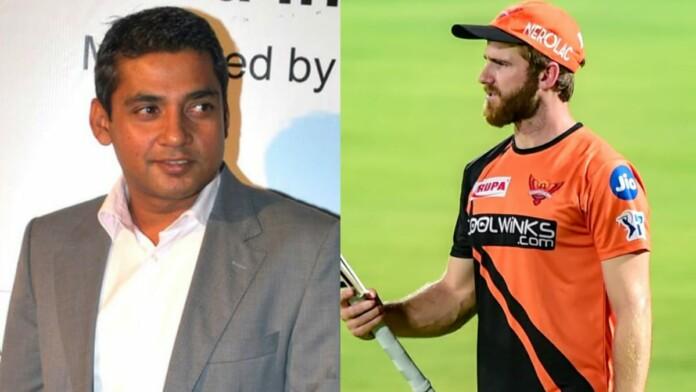 Ajay Jadeja and Kane Williamson