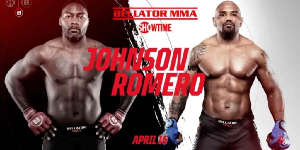 Yoel Romero vs Anthony Johnson