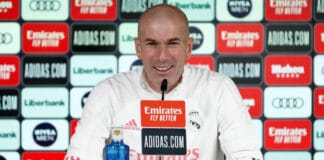 Zidane wants his side to solely focus on the football and not on outside noise