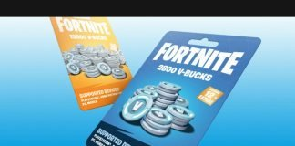 free Fortnite giftcards