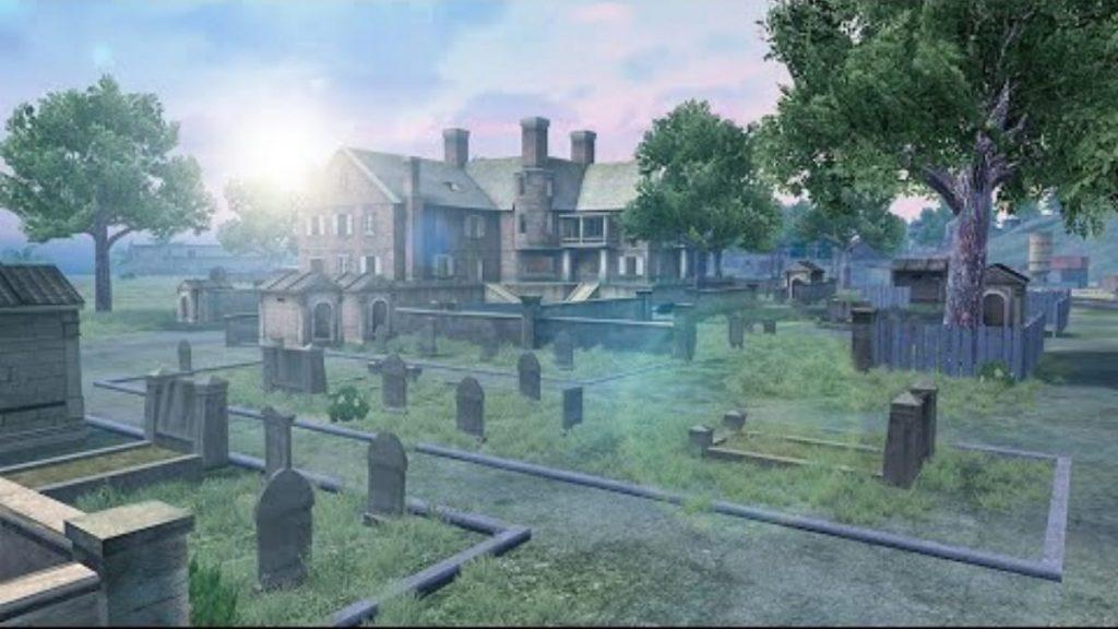 graveyard in free fire - FirstSportz