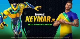 Neymar Jr. In Fortnite