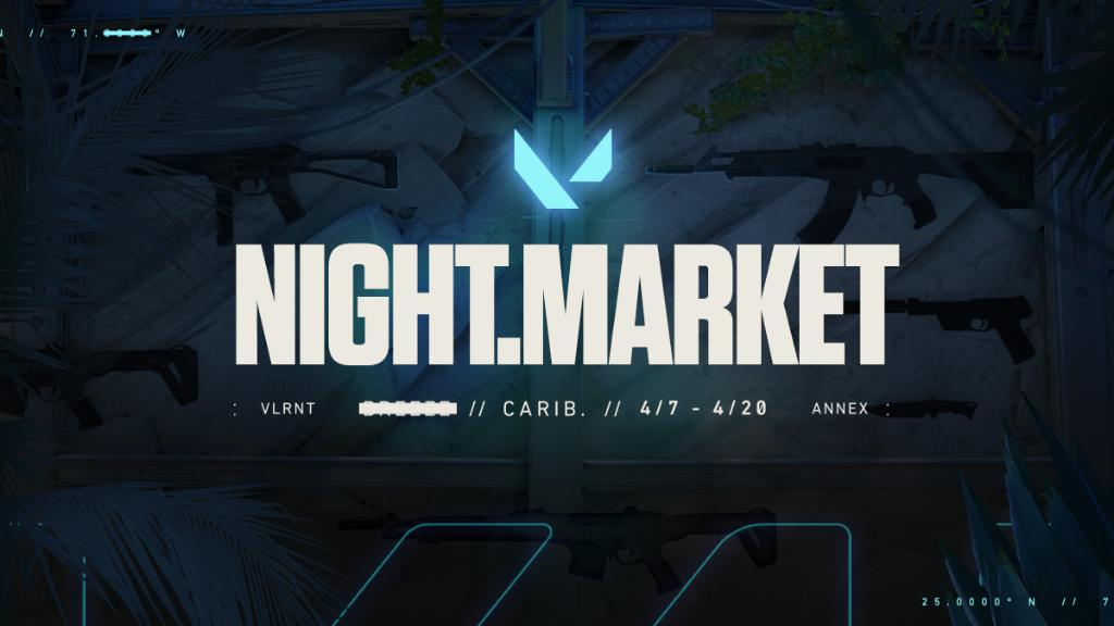 Night Market Returns