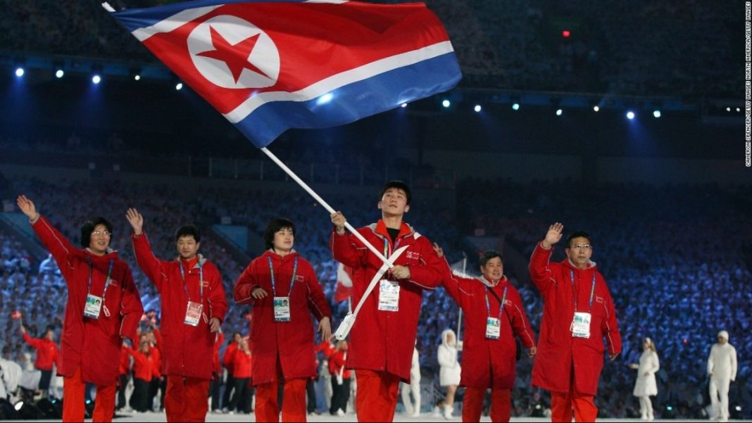 North Korea at Olympics