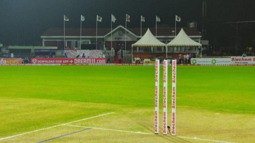 Pondicherry Cricket Stadium