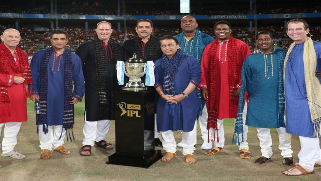 IPL 2019 Commentators
