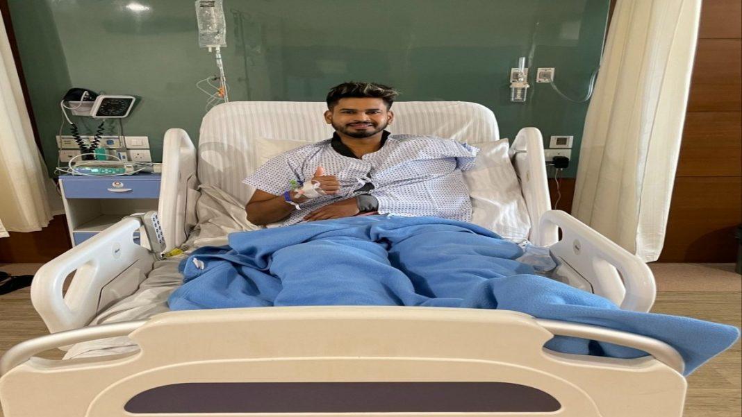 Shreyas Iyer surgery
