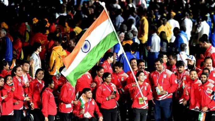 Indian Olympic Contingent