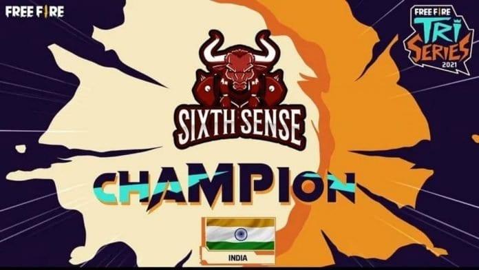 Tri-series 2021 champions
