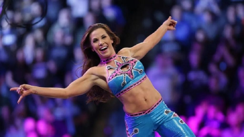 wwe releases mickie james